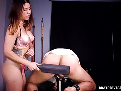 Female domination  and..