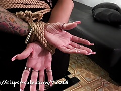 Restrain bondage Insane GAMES