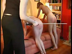 2 damsels caned.