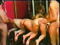 Enema - 3 arses in a row