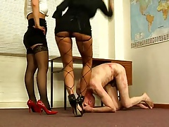 Andrew Black raunchy caning..