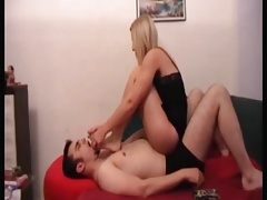 Young Mistress Harassment