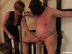 Cock ball torture As It..