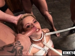 Super-steamy pornstar bdsm..