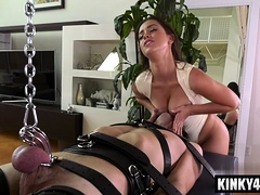 Scorching dominatrix  and..