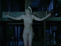 German chick naked