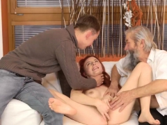 Family strokes daddy ally'..