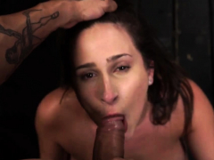 Chubby anal slave added to..