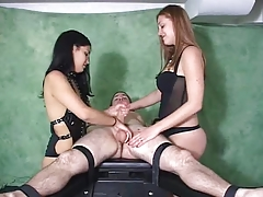 CFNM super-steamy Sadism &..