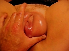 slapping pinks pumped pussy