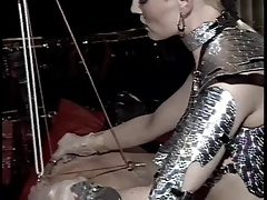 Cock and ball torture Doma..
