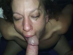 Whore mouth pounded