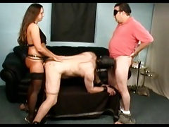 Mistress  bi and belt dick 2