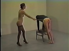 Dominatrix gets exited from..