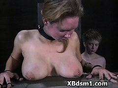 Girl In Spicy Dom Hook-up