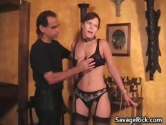 Audreys fetish Casting 7 by..