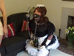 Madame Cs stringent  sissy..