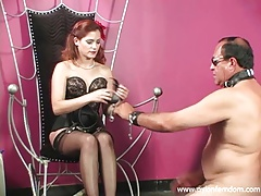 Nylon  whipping a  and..