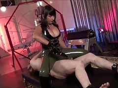 Steaming  domme Electro  and..