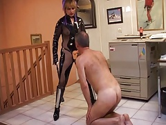 french mature female dom..