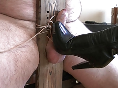 LV6 - Cock ball torture Day,..