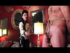 Dominatrix - Cock ball..